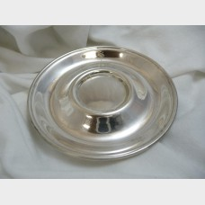 Gorham Set of 6 Sterling Silver A5550 Mini Saucers/Plates