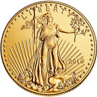 American Gold Eagle (1 ozt)