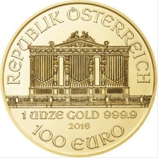 The Austrian Gold Vienna Philharmonic (1 ozt)