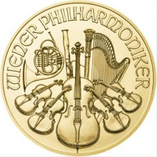 Austrian Gold Vienna Philharmonic (1 ozt) IN STOCK