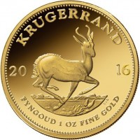 South African Gold Krugerrand (1 ozt) IN STOCK