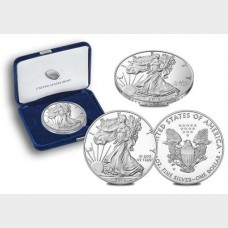2016 U.S. Mint American Eagle 1 ozt Silver Proof Coin 30th Anniversary