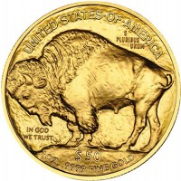 American Gold Buffalo (1 ozt)  IN STOCK