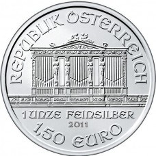 The Austrian Silver Vienna Philharmonic (1 ozt)
