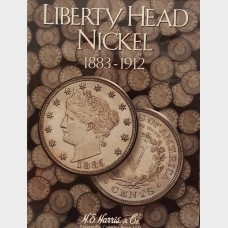 Liberty Head Nickel Album 1883-1912
