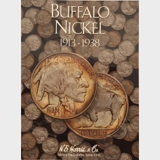 Buffalo Nickel Album 1913-1938