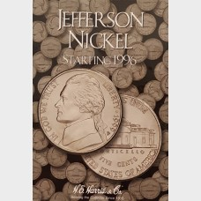 Jefferson Nickel Starting 1996 Album