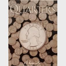 Quarters Coin Collecting Album