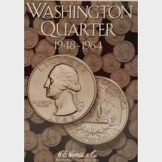 Washington Quarter 1948-1964 Coin Collecting Album