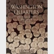 Washington State Quarters 1999-2003 Vol I Coin Album