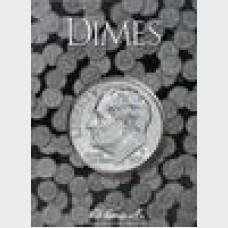 Dimes Collection Coin Album