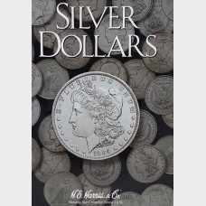 Silver Dollars Coin Album