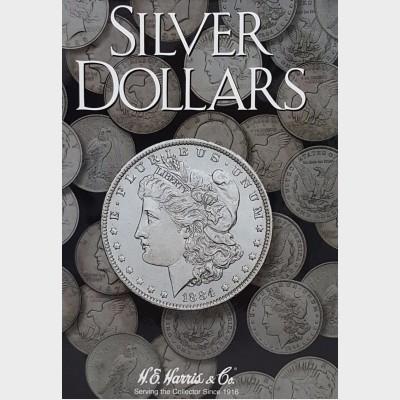 Silver Dollars Coin Album