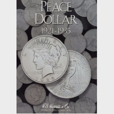 Peace Dollar Coin Album