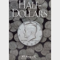 Half-Dollars Coin Album