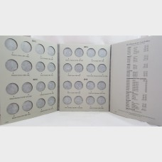 Presidential Dollars Vol II Starting 2012 P&D Coin Album
