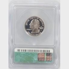 2004-S Florida Silver State Quarter 25¢ ICG PR69 DCAM