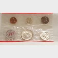 1964 Uncirculated U.S. Mint Set w/Original Envelope