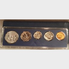 1966 Uncirculated U.S. Special Mint Set w/Packaging