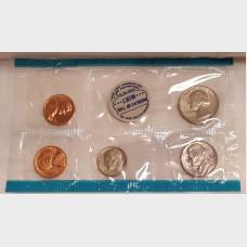 1968 Uncirculated U.S. Mint Set w/Envelope