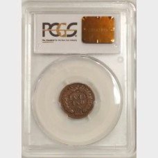 1909-S Indian Head Small Cent PCGS VF25 RAW
