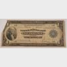 $1 National Federal Reserve Bank Note Series 1918 FR746 Fair