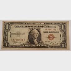 $1 Series 1935A Hawaii Emergency Note FR2300 VF