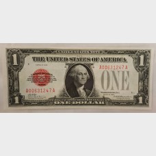 $1 Legal Tender Note Series 1928 FR1500 CU