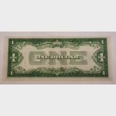 $1 Silver Certificate Blue Seal Series 1928A FR1601 CU