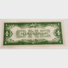 $1 Silver Certificate Blue Seal Series 1934 FR1606 CU