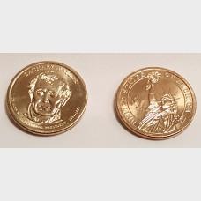 2009 Presidential Dollar Zachary Taylor P&D Mints