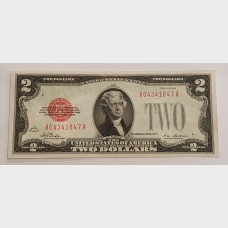 $2 Bill Legal Tender Note Series 1928 FR1501 CU