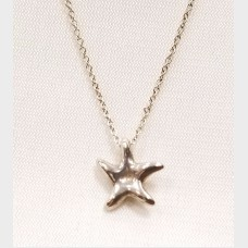 Tiffany & Co. Elsa Peretti Small Starfish Necklace