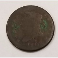 1808 Classic Head Large Cent Good RAW