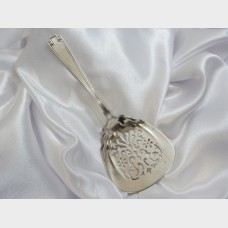 Gorham Sterling Pierced Bon Bon Spoon