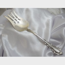 Reed & Barton Sterling Fish Serving Fork