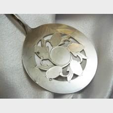 International Sterling 'Original Rogers' Silver Serving Spoon
