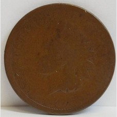 "1872 Indian Head Small Cent G ""BOLD N"""