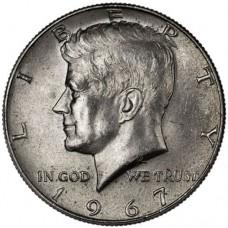 United States 40% Silver (U.S. Half Dollars 1965-1970)