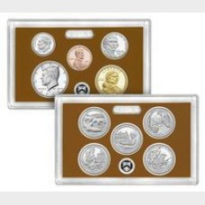 United States 2017 U.S. Mint Proof Set